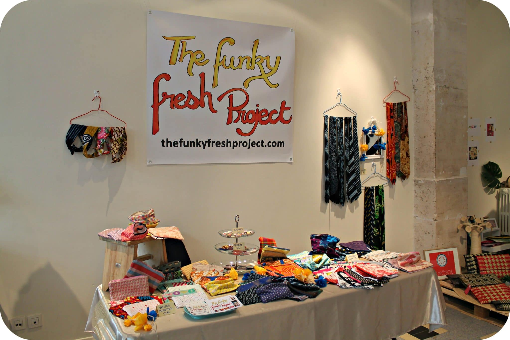 The Funky Fresh Project Inspiration Nomade