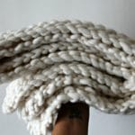 Tricot #5 – Udon Blanket We Are Knitters