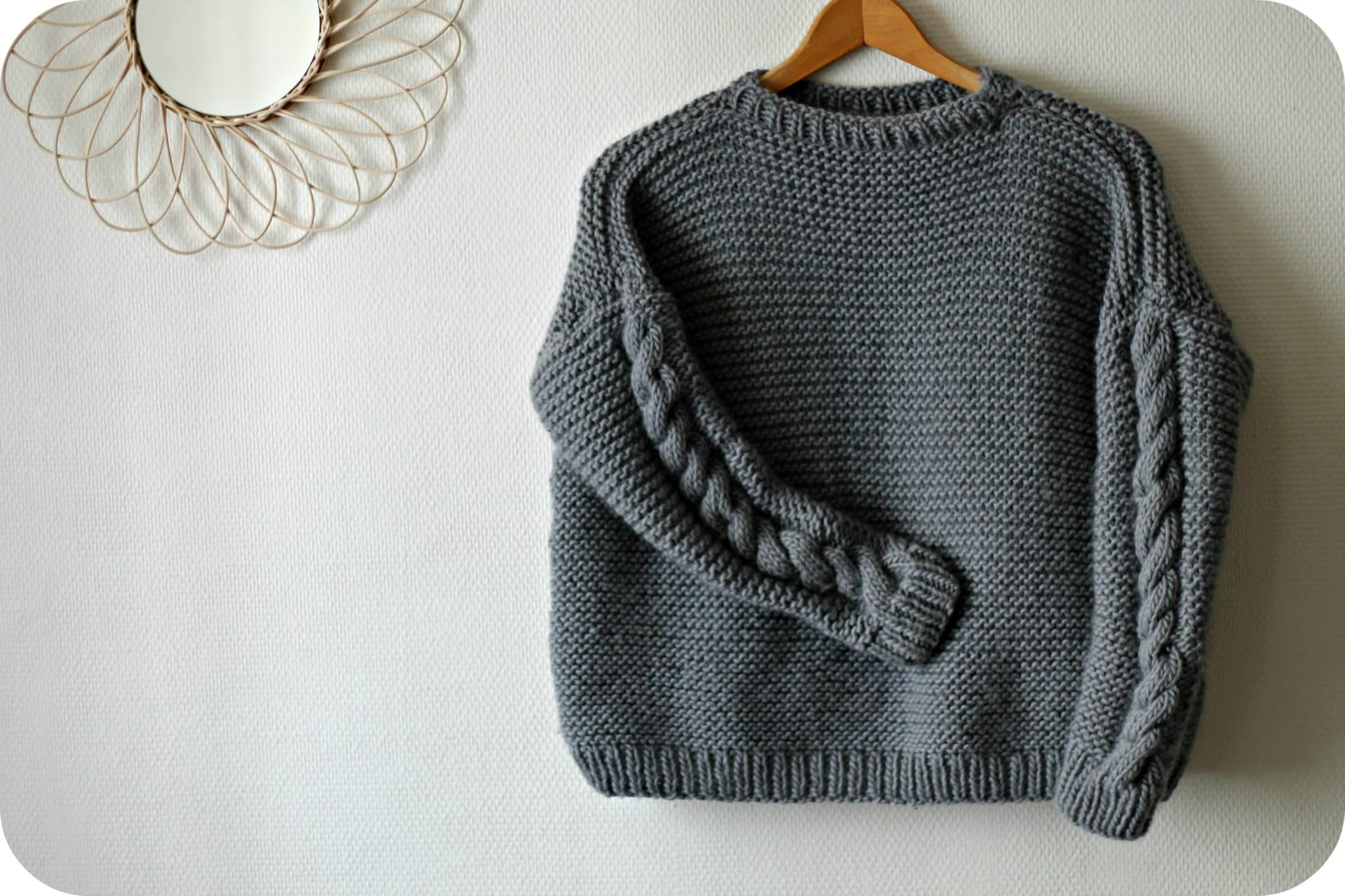 Classic Sweater We are Knitters - The Funky Fresh Project