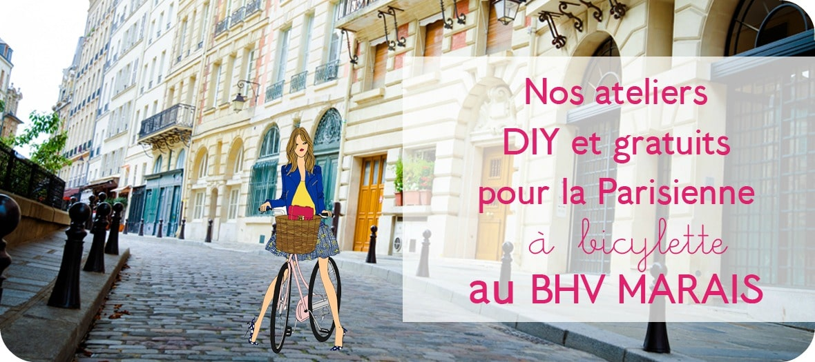 Do It In Paris x The Funky Fresh Project x BHV Marais