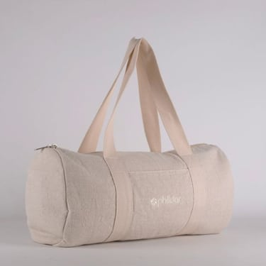 The Funky Fresh Project X Phildar - Sac tricot en lin